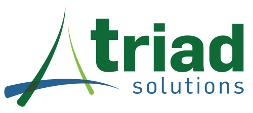 Triad Solutions Sticky Logo Retina